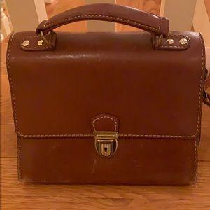 Vintage DKNY Leather Purse